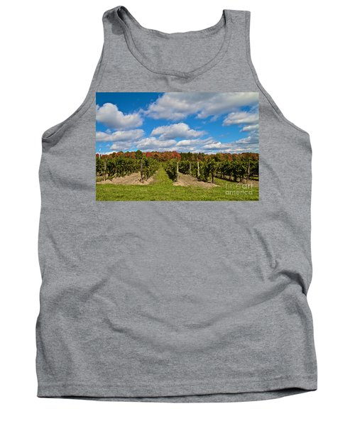 Wine In Waiting Tank Top
