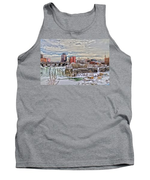 Winter In Rochester Tank Top