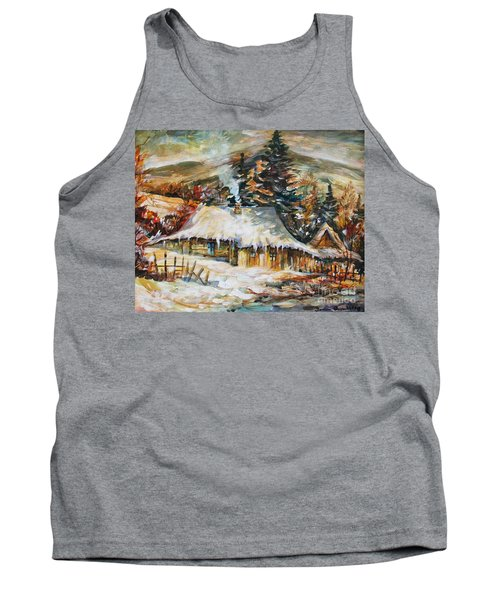 Winter Magic Tank Top