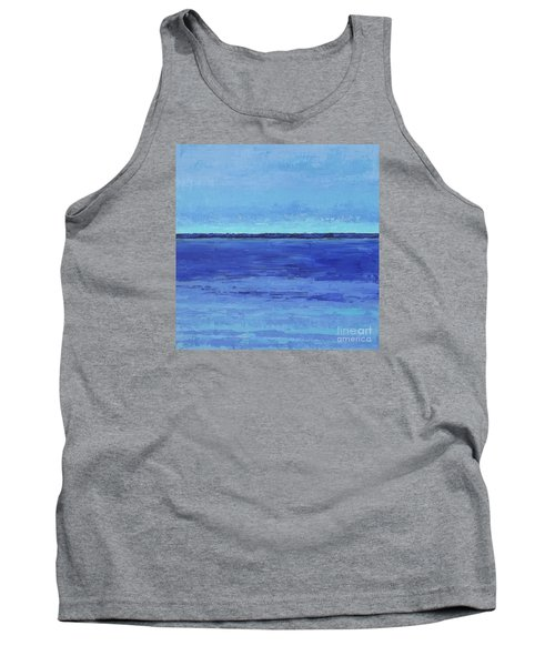 Winter Morning Tank Top by Gail Kent