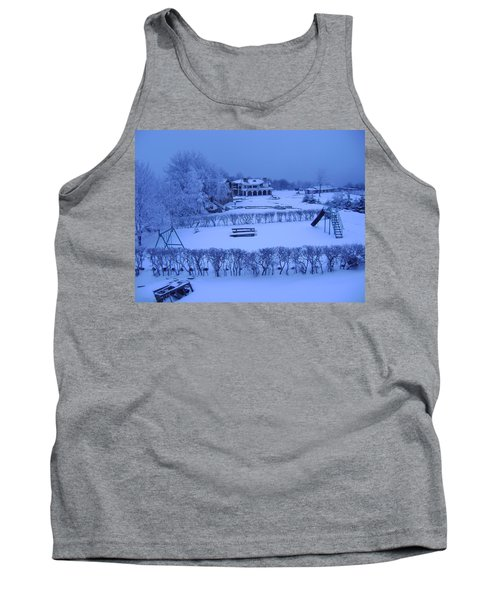 Winter Playground Tank Top