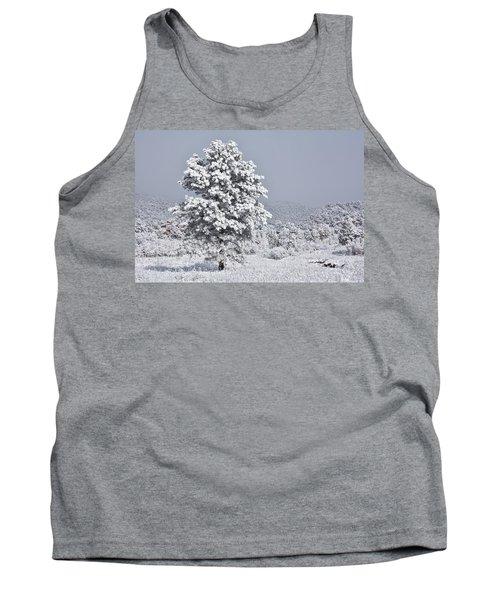 Winter Solitude Tank Top