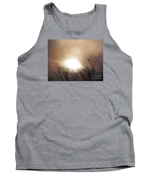 Winter Solstice Tank Top by Roselynne Broussard
