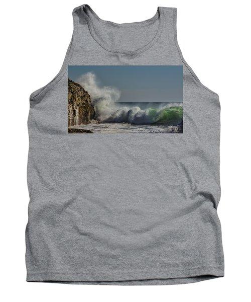 Winter Waves Tank Top