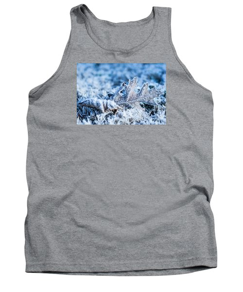Winter's Icy Grip Tank Top