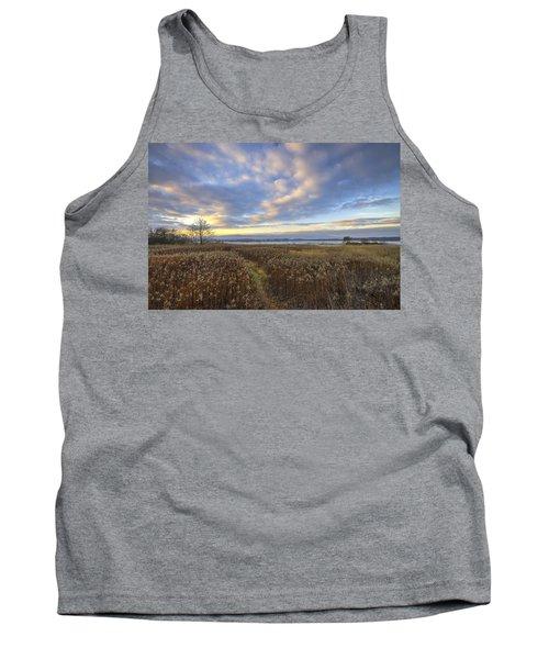 Wonderful Sunset Tank Top