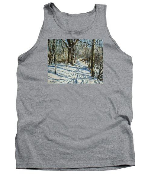 Woodland Journey Tank Top