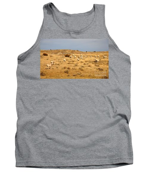 Wool You Sheep With Me Tank Top