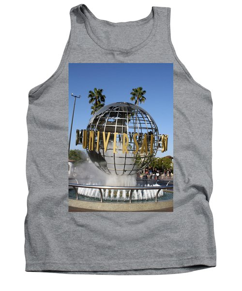 World Of Universal Tank Top