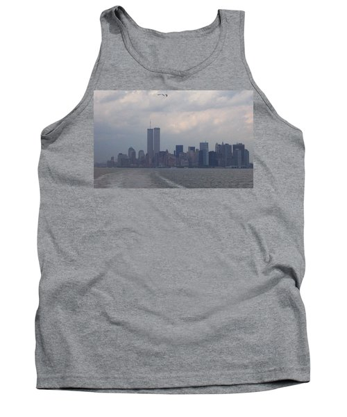 World Trade Center May 2001 Tank Top by Kenneth Cole