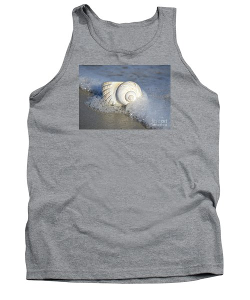 Worn By The Sea Tank Top by Kathy Baccari