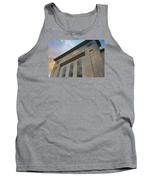 Yankee Stadium Tank Top by Stephen Stookey