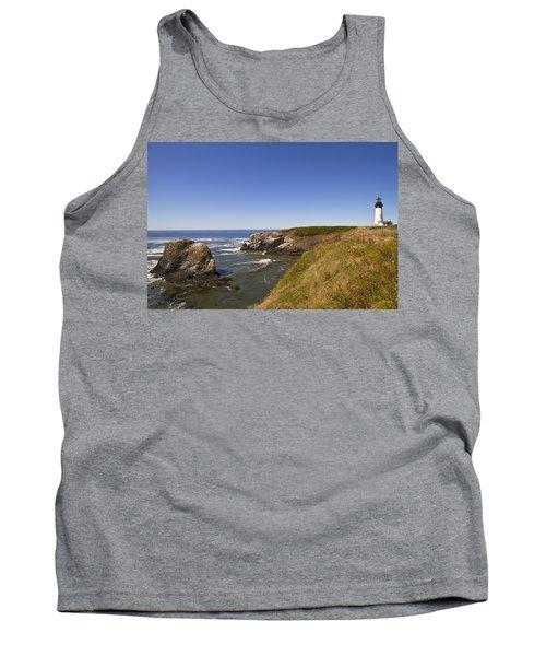 Yaquina Head Lighthouse 4 Tank Top