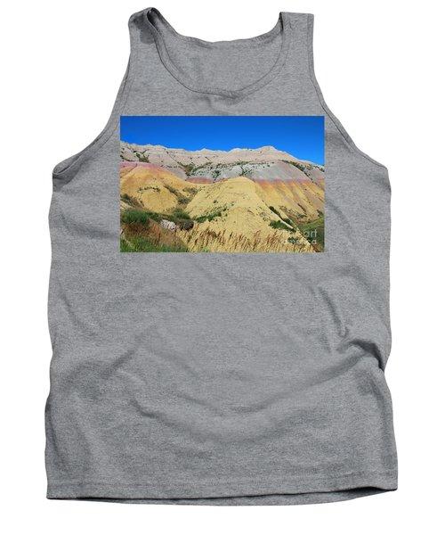 Yellow Mounds Badlands National Park Tank Top