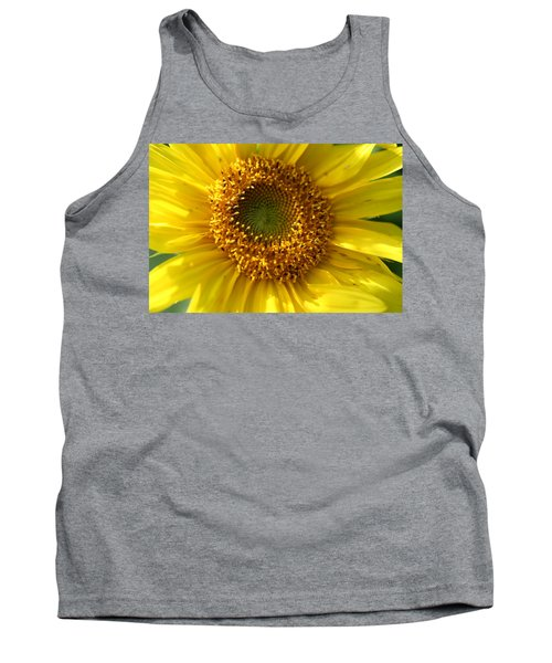 Yellow Sunshine Tank Top by Neal Eslinger