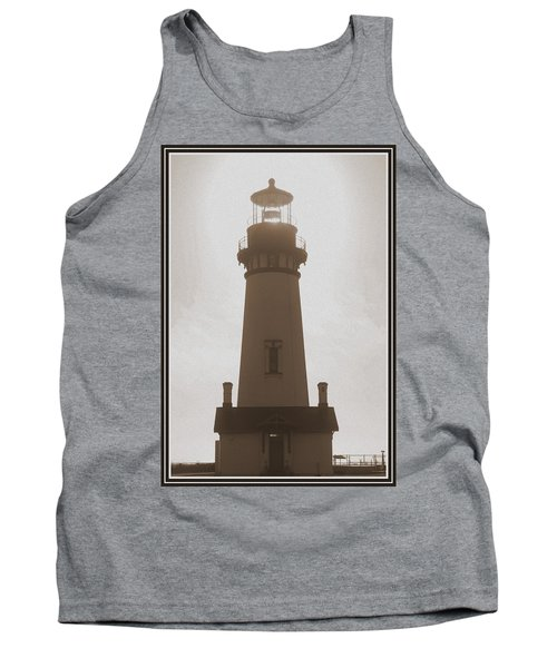 Yesterdays Lighthouse Tank Top