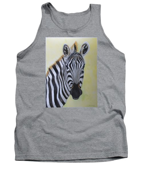 Yipes Stripes Tank Top