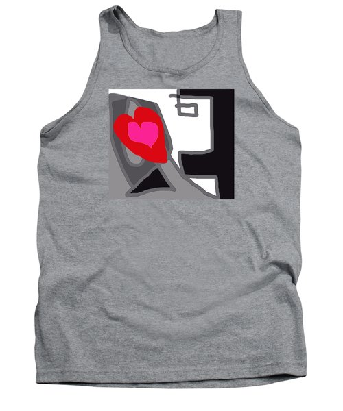 You Are My Forever Valentine Tank Top by RjFxx at beautifullart com