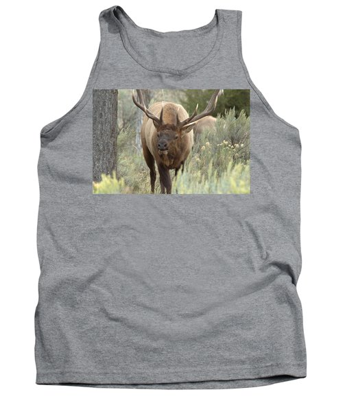 You Looking At Me Tank Top