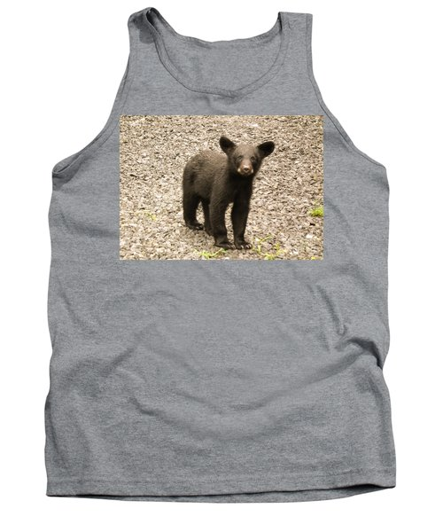 Young Cub Tank Top by Jan Dappen