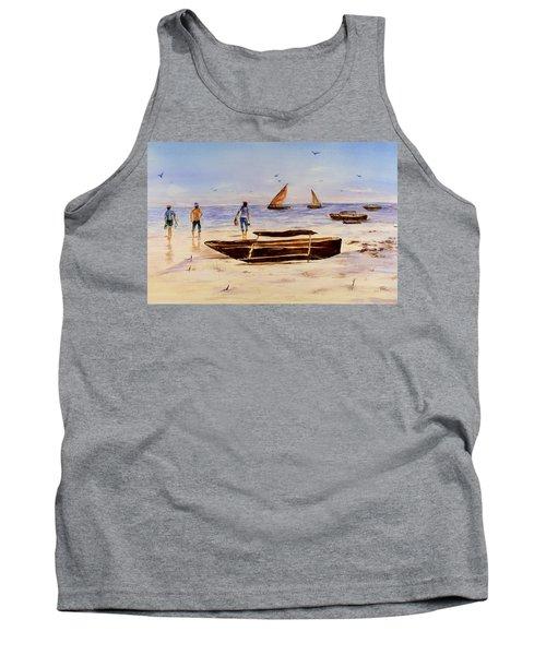 Zanzibar Forzani Beach Tank Top