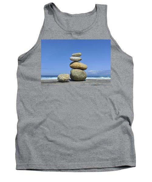 Zen Stones I Tank Top