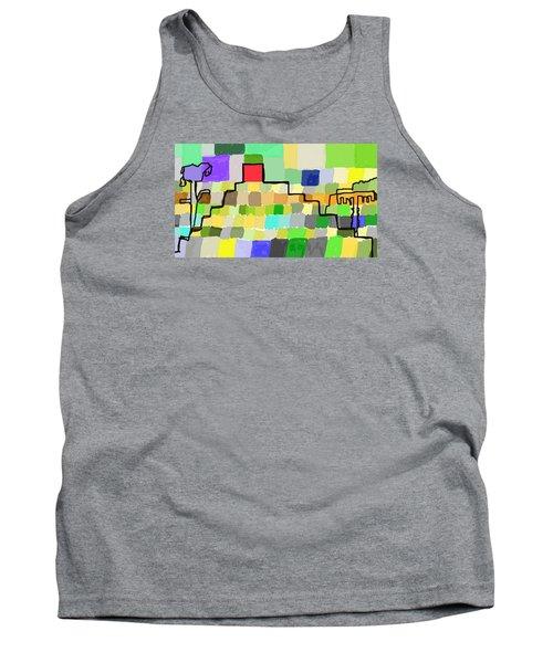 Ziggurat Tank Top
