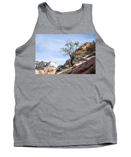 Zion National Park 1 Tank Top