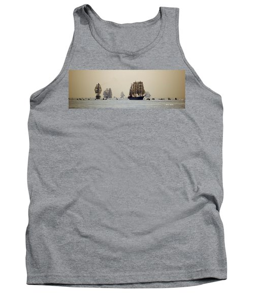 Colossal Vessels Tank Top