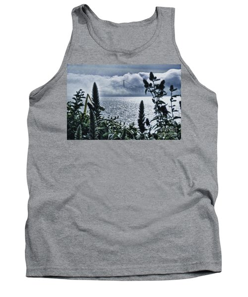 Tank Top featuring the photograph Golden Gate Bridge - 1 by Mark Madere