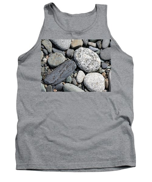 Tank Top featuring the photograph Healing Stones by Cathie Douglas