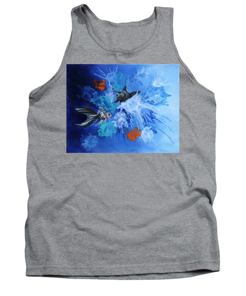 Richies Fish Tank Top by Wendy Shoults