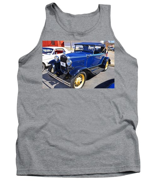 Tank Top featuring the photograph 1931 Ford by Paul Mashburn