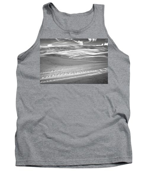 Land Meets Sky Tank Top