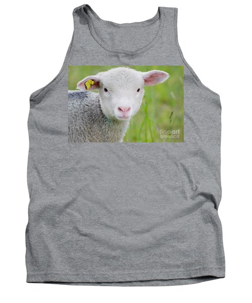 Young Sheep Tank Top