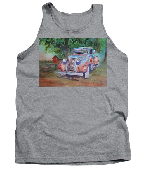 '38 Chevy Tank Top