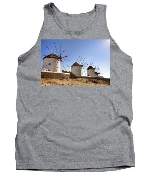 Mykonos Tank Top