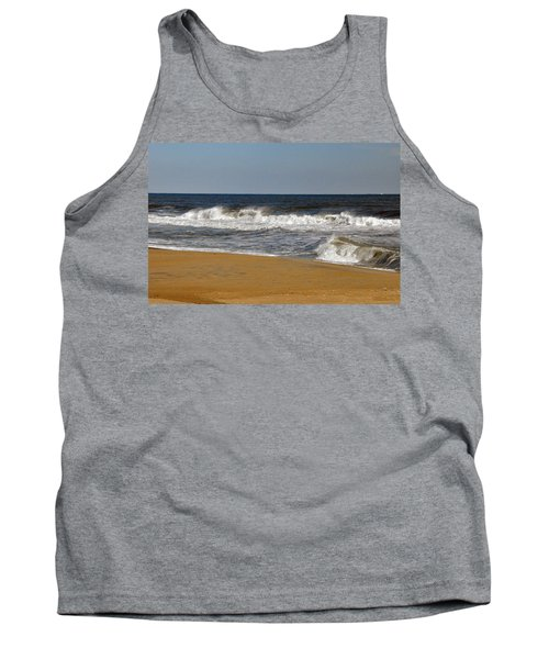 A Brisk Day Tank Top by Sarah McKoy