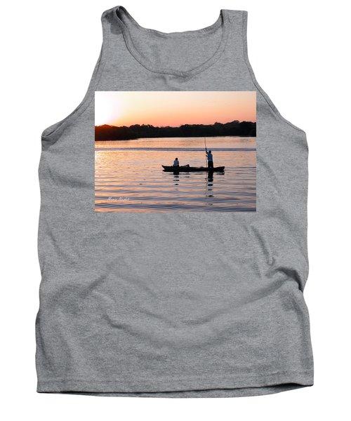 A Fisherman's Story Tank Top