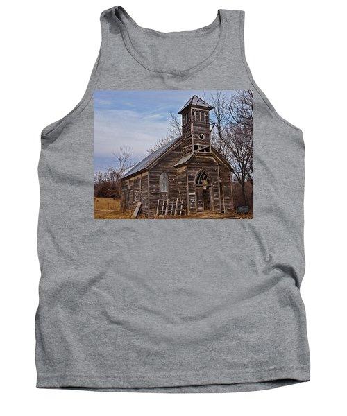 Abandoned Church Tank Top