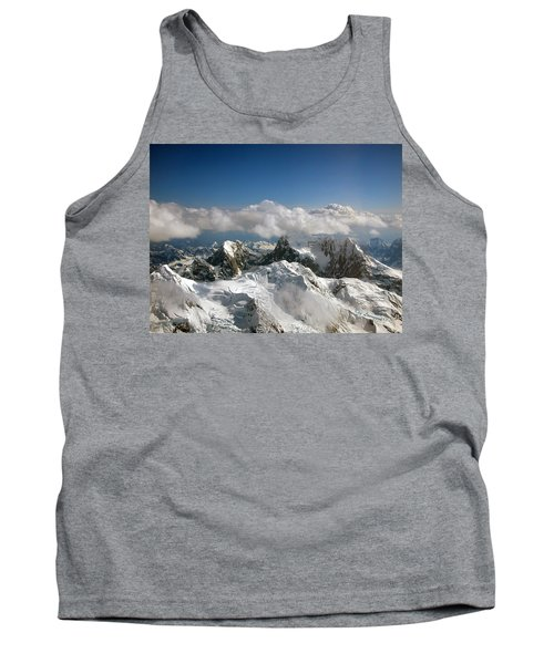 Above Mckinley Tank Top