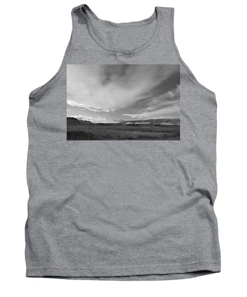 Tank Top featuring the photograph Across The Valley by Kathleen Grace