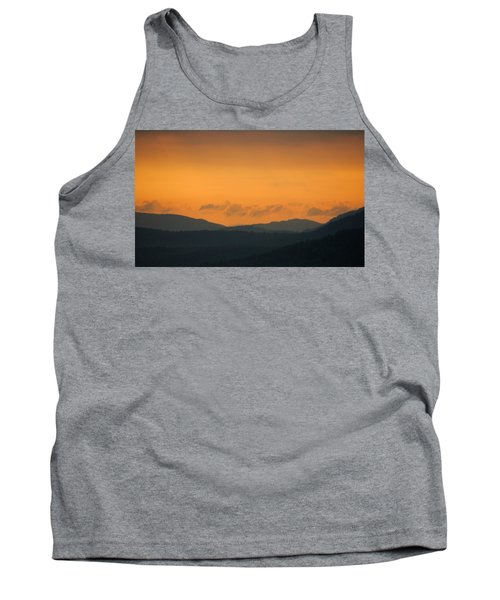 Tank Top featuring the photograph Adirondacks by Steven Richman