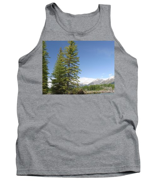 Tank Top featuring the photograph America The Beautiful by Living Color Photography Lorraine Lynch