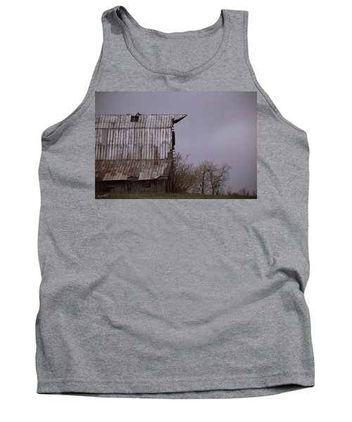 An American Pointer Tank Top
