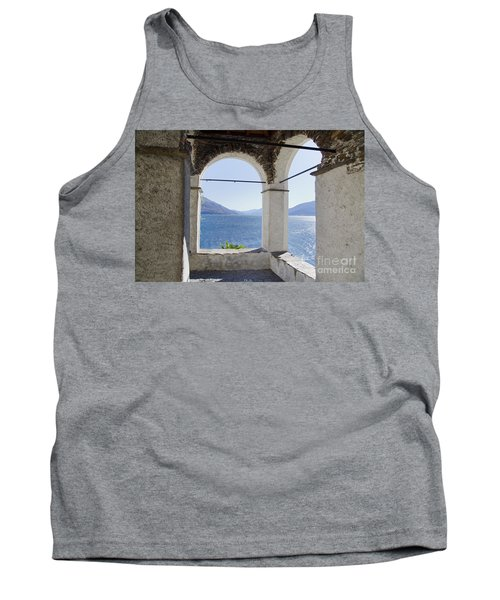 Arch And Lake Tank Top