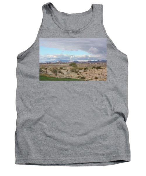 Arizona Desert View Tank Top