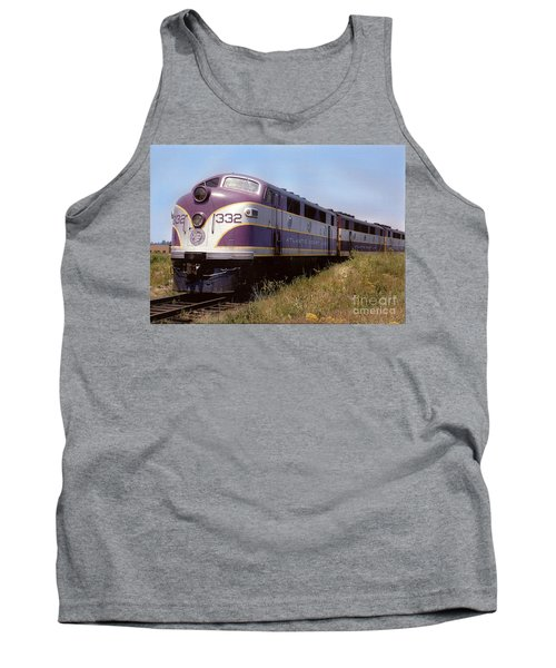 Atlantic Coast Line F2 Aba Tank Top