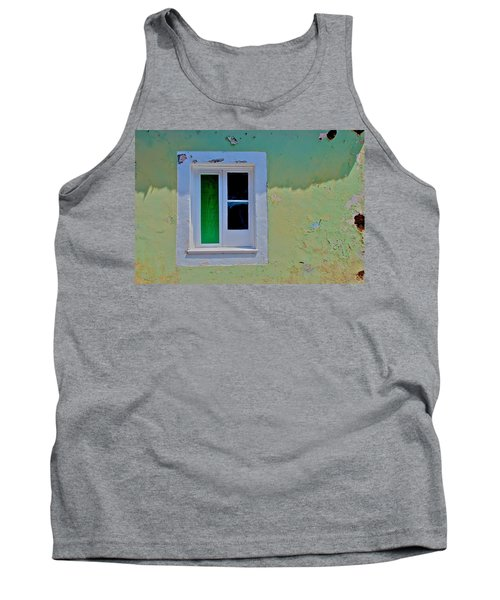 Azores Window Tank Top by Eric Tressler