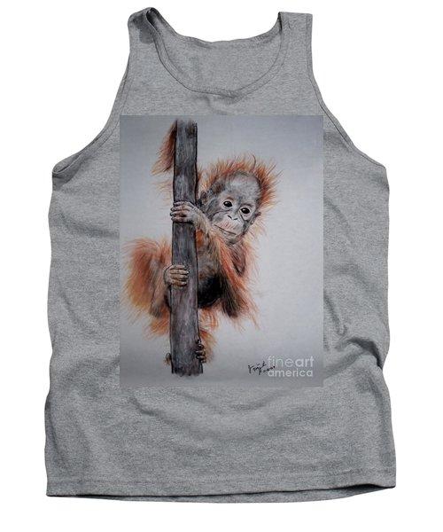 Baby Orangutan  Tank Top